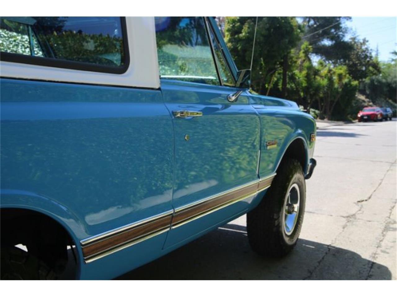 1972 GMC Jimmy (CC-1361543) for sale in Cadillac, Michigan