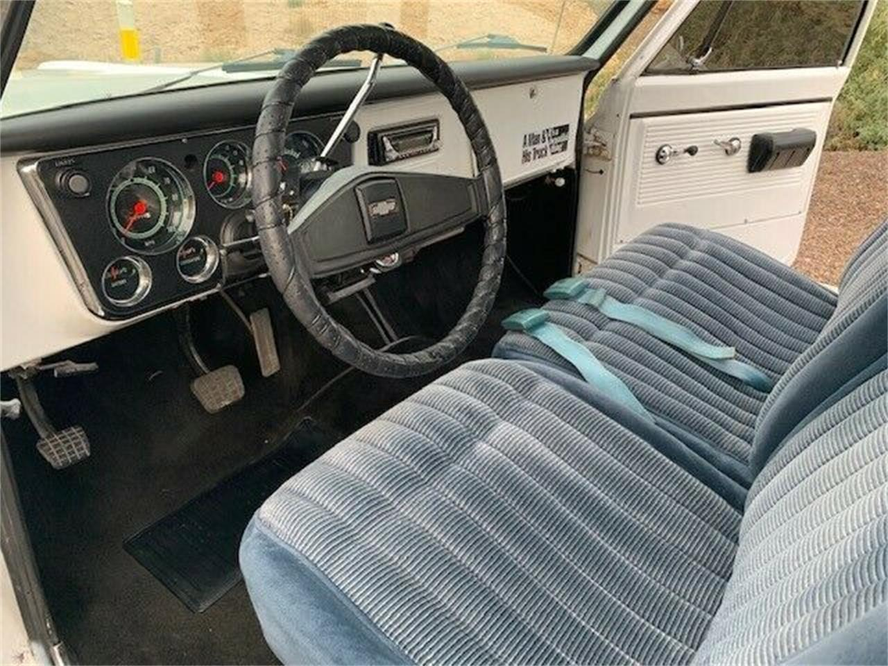 1970 Chevrolet C10 (CC-1361549) for sale in Cadillac, Michigan