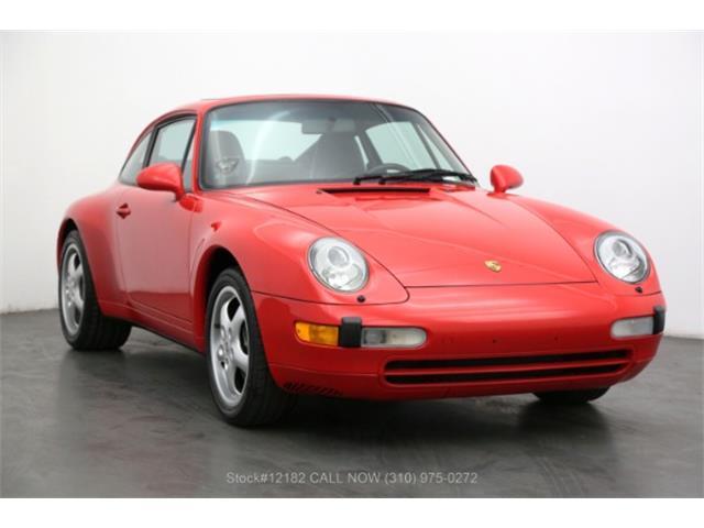 1997 Porsche 993 (CC-1361552) for sale in Beverly Hills, California