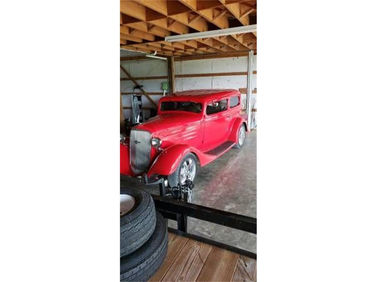 1935 Chevrolet Sedan (CC-1361560) for sale in Cadillac, Michigan