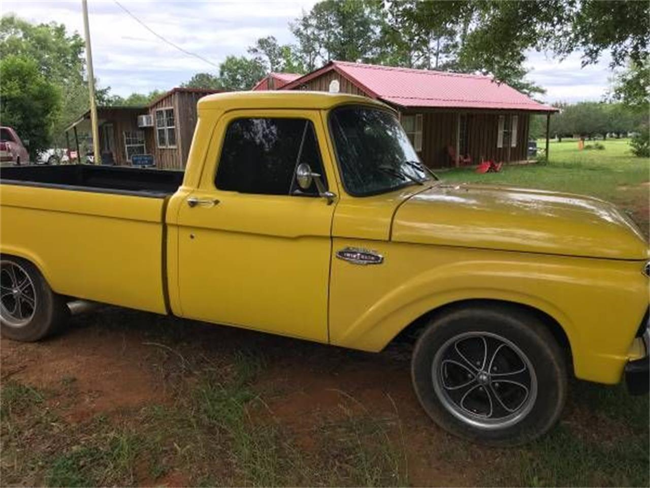1966 Ford F100 (CC-1361561) for sale in Cadillac, Michigan