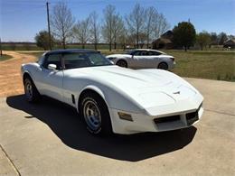 1980 Chevrolet Corvette (CC-1361565) for sale in Cadillac, Michigan