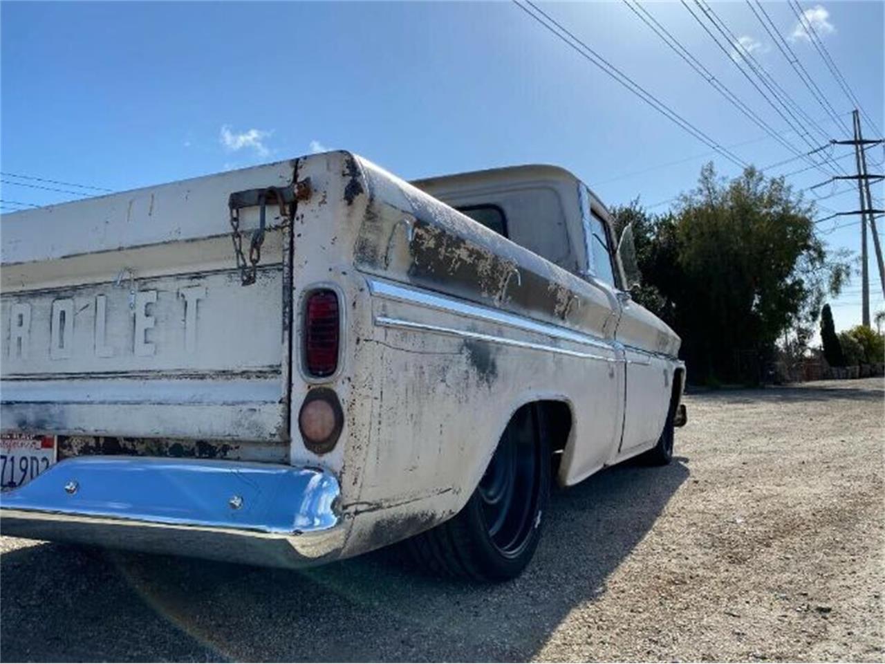 1964 Chevrolet C10 (CC-1361566) for sale in Cadillac, Michigan