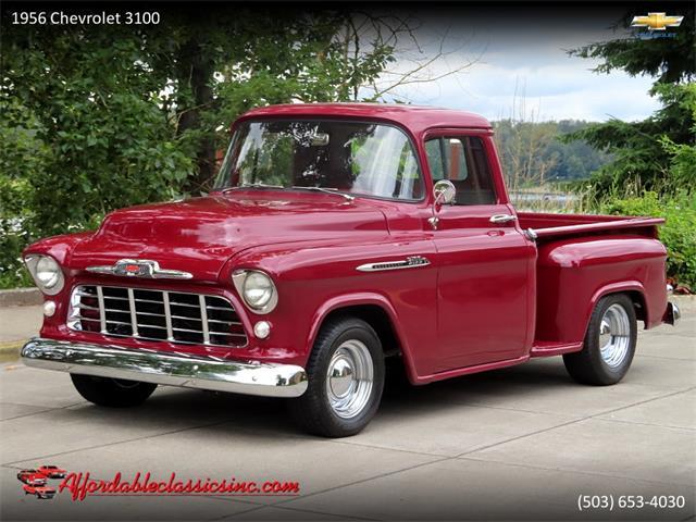 1956 Chevrolet 3100 (CC-1360157) for sale in Gladstone, Oregon