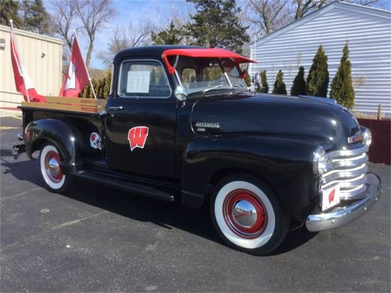 1950 Chevrolet 3100 (CC-1361570) for sale in Cadillac, Michigan