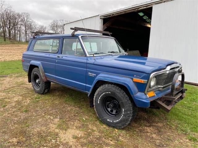 1979 Jeep Cherokee (CC-1361571) for sale in Cadillac, Michigan