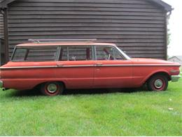 1962 Mercury Comet (CC-1361574) for sale in Cadillac, Michigan