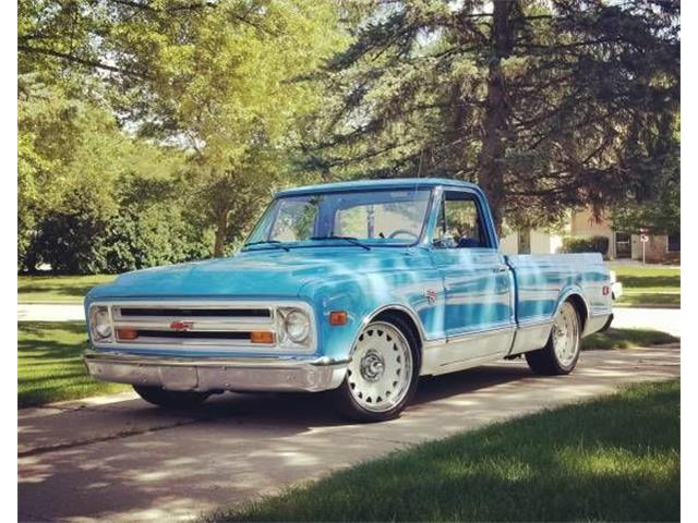 1968 Chevrolet C10 (CC-1361576) for sale in Cadillac, Michigan