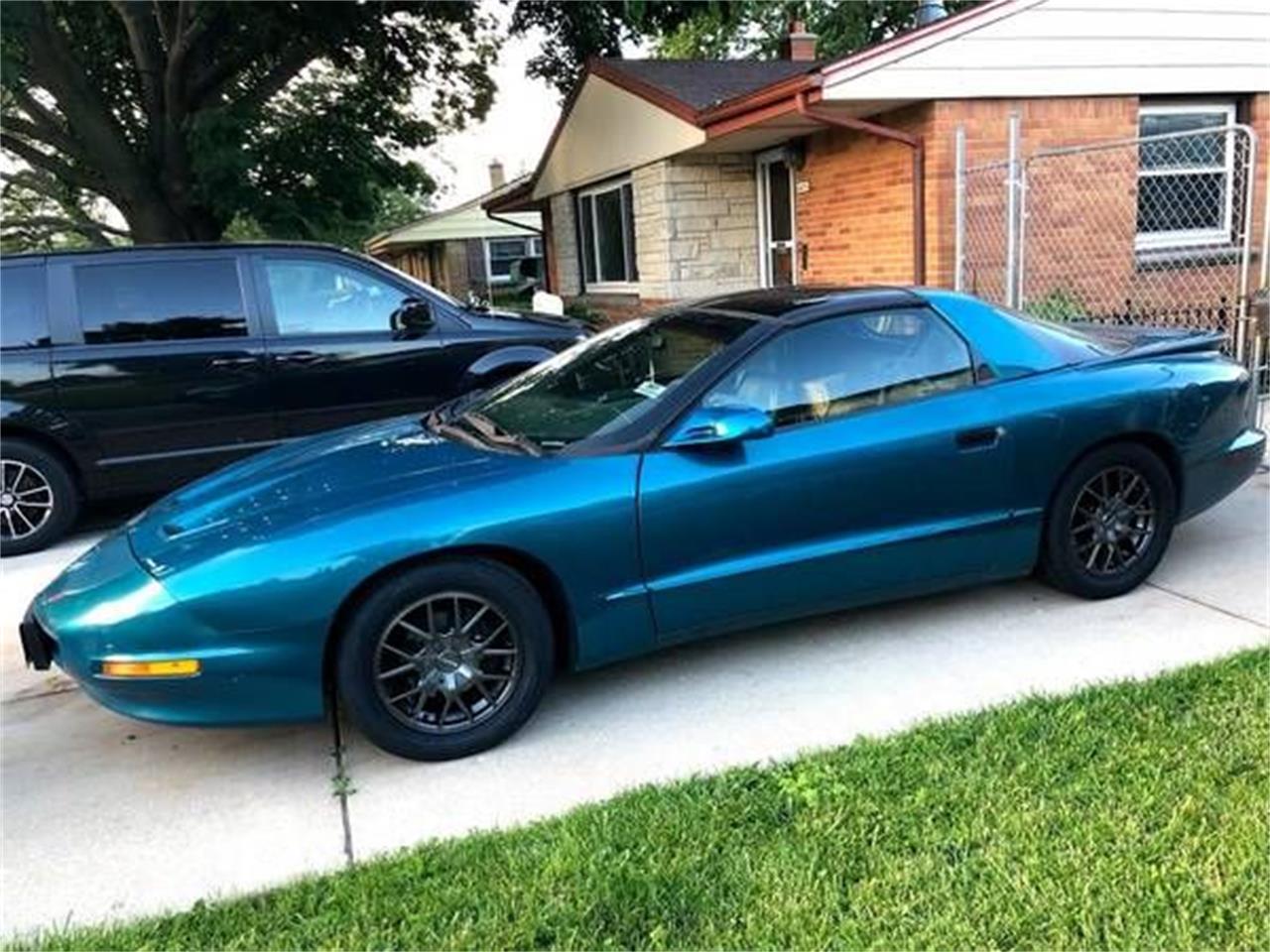 1994 Pontiac Firebird (CC-1361580) for sale in Cadillac, Michigan