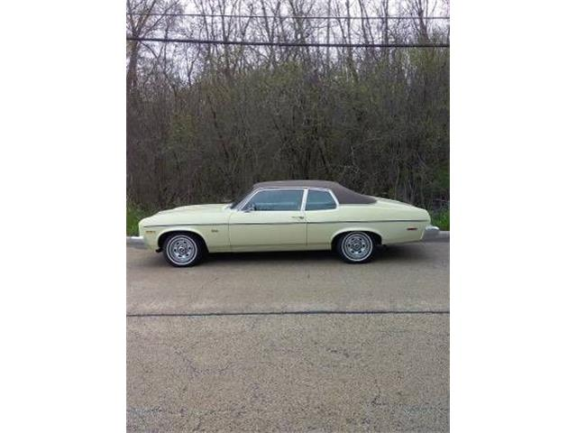 1974 Chevrolet Nova (CC-1361585) for sale in Cadillac, Michigan