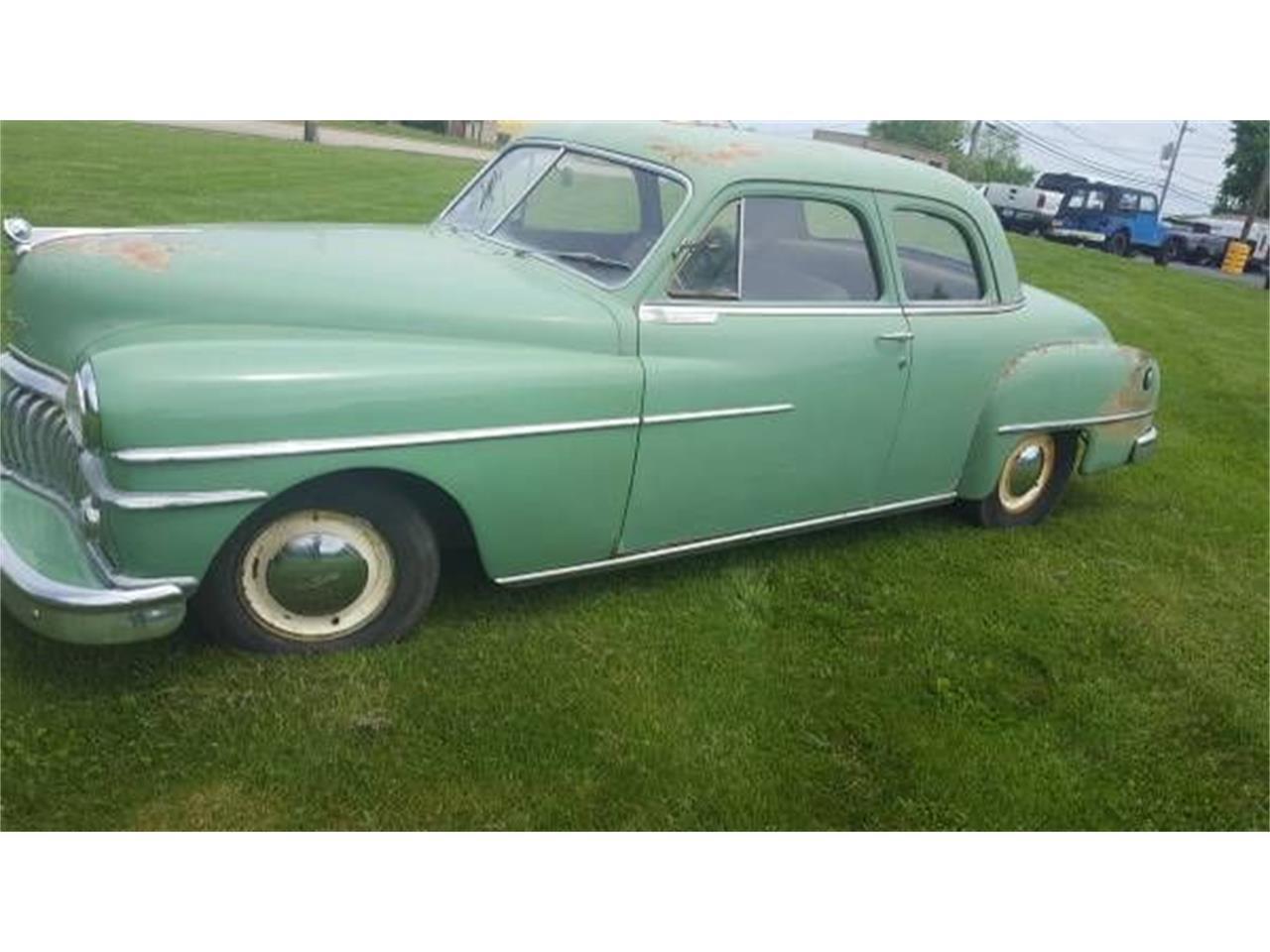 1950 DeSoto 2-Dr Coupe (CC-1361590) for sale in Cadillac, Michigan