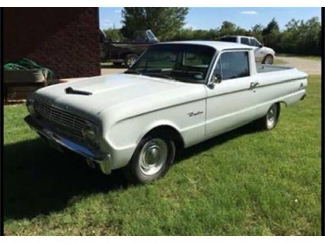 1963 Ford Falcon (CC-1361595) for sale in Cadillac, Michigan