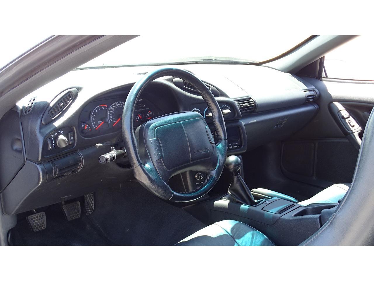 1995 Chevrolet Camaro (CC-1360160) for sale in O'Fallon, Illinois