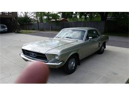 1967 Ford Mustang (CC-1361600) for sale in Cadillac, Michigan