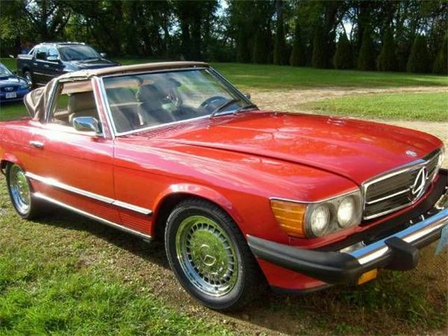 1974 Mercedes-Benz 450SL (CC-1361601) for sale in Cadillac, Michigan