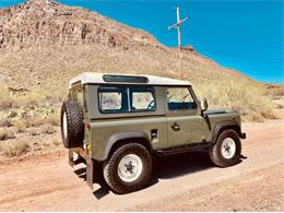 1991 Land Rover Defender (CC-1361604) for sale in Cadillac, Michigan