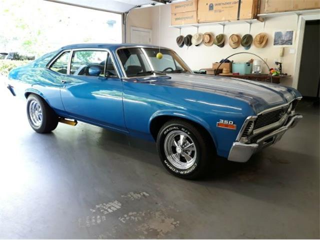 1972 Chevrolet Nova II