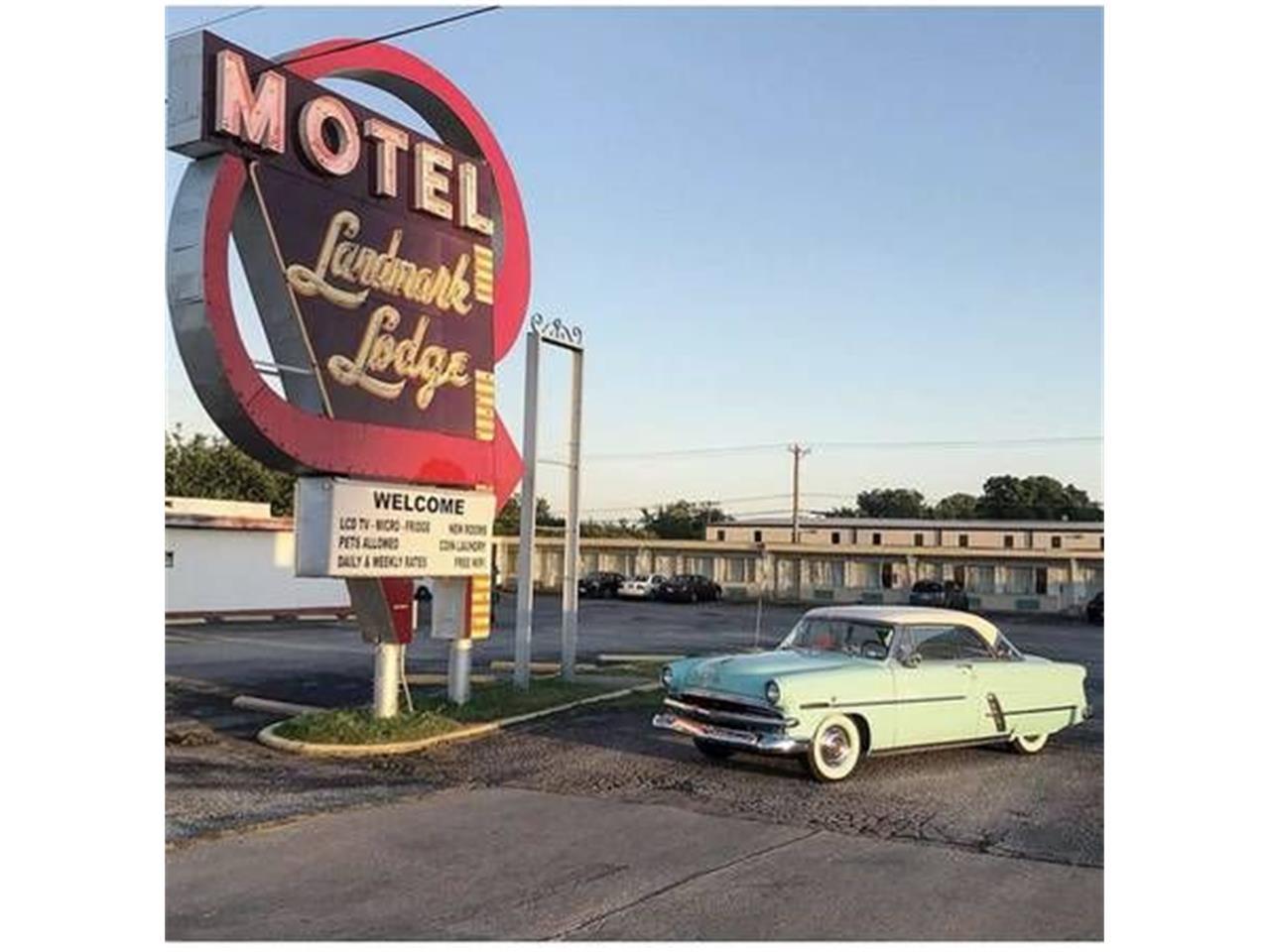 1953 Ford Crestline (CC-1361607) for sale in Cadillac, Michigan