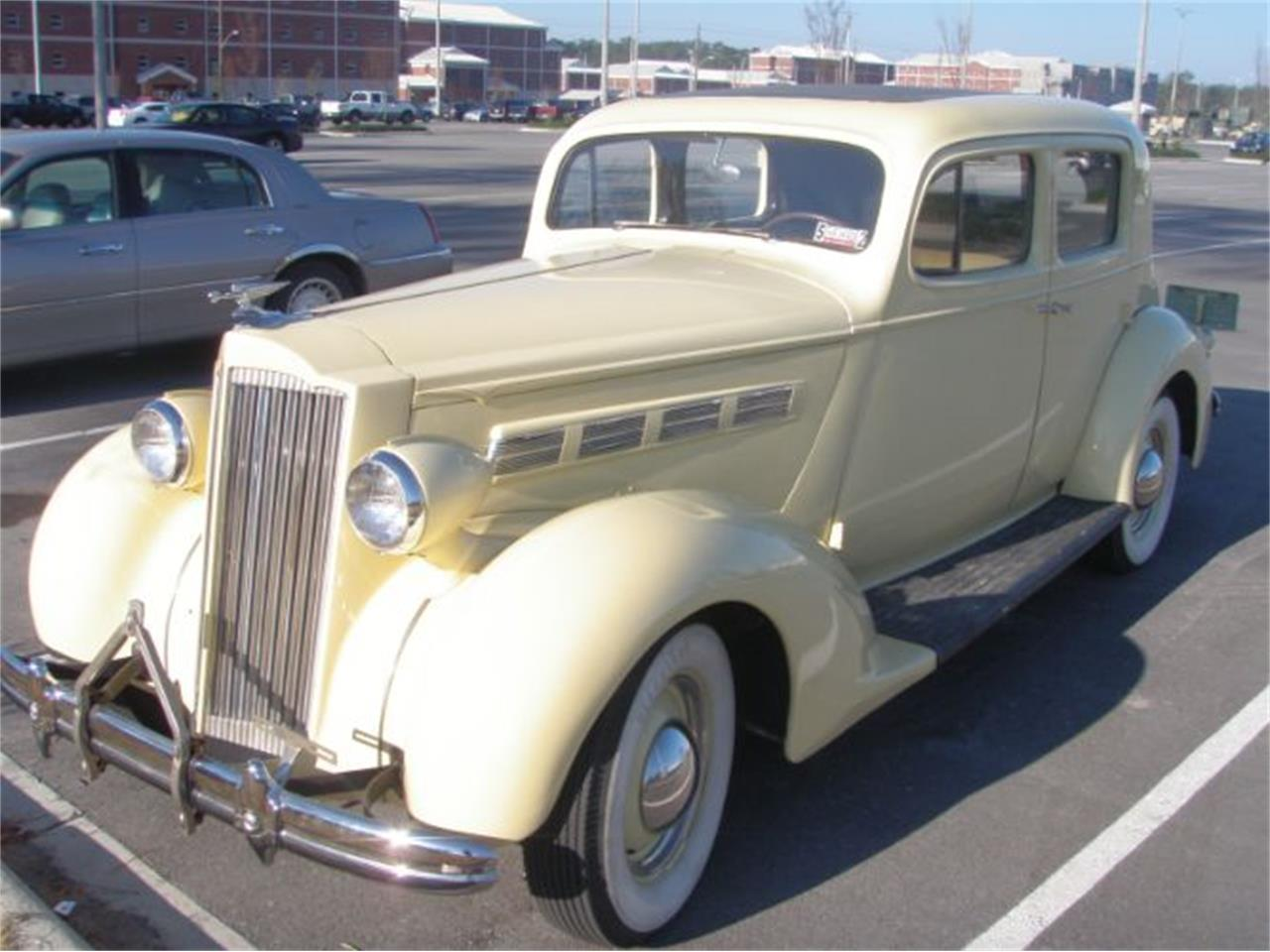 1937 Packard 120 (CC-1361608) for sale in Cadillac, Michigan