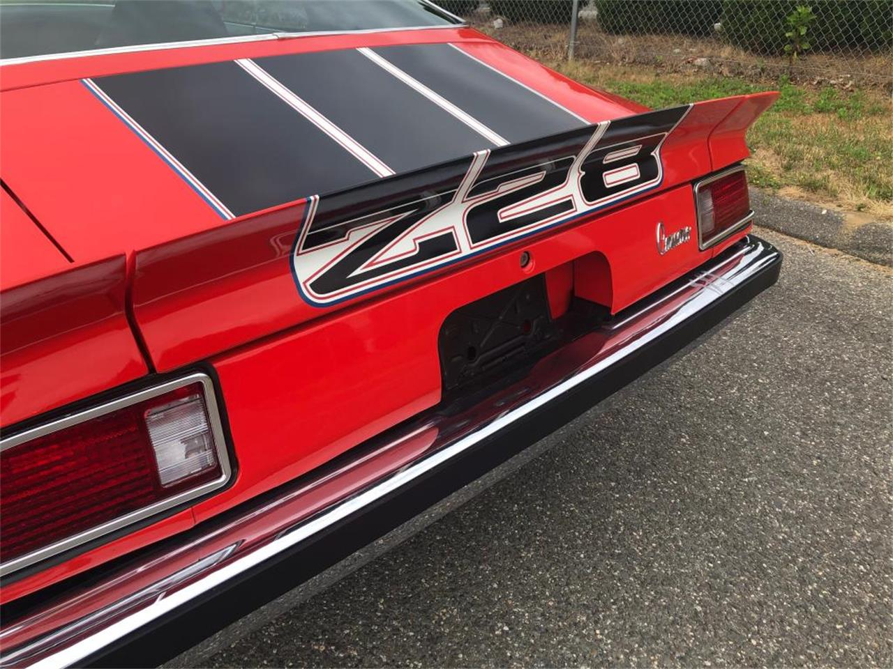 1974 Chevrolet Camaro (CC-1360161) for sale in Milford City, Connecticut