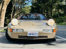1988 Porsche 928 (CC-1361614) for sale in Cadillac, Michigan