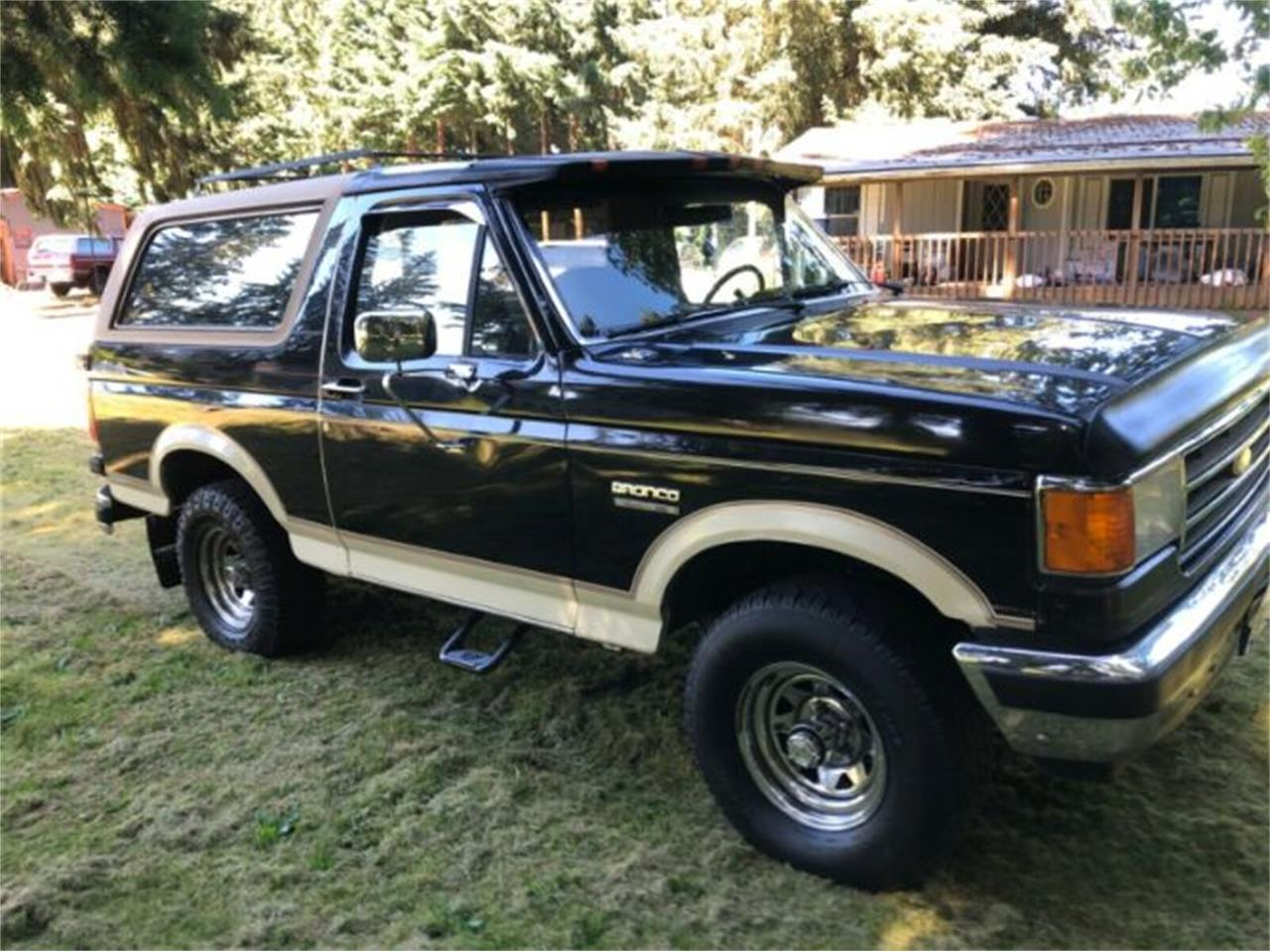 1989 Ford Bronco (CC-1361616) for sale in Cadillac, Michigan