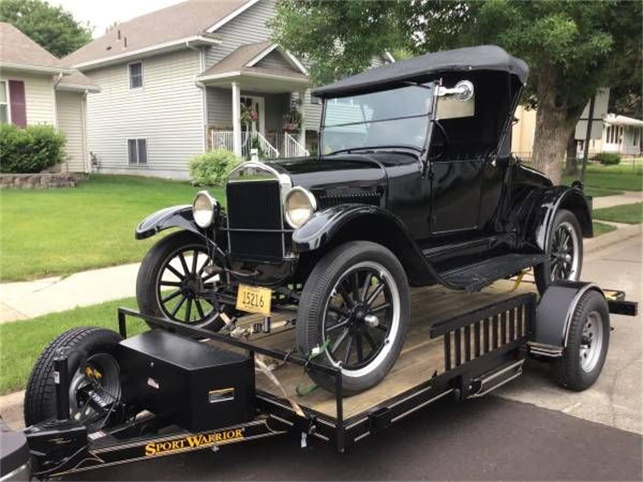 1926 Ford Model T (CC-1361619) for sale in Cadillac, Michigan