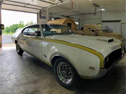 1969 Oldsmobile Hurst (CC-1361621) for sale in Cadillac, Michigan