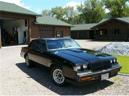 1987 Buick Regal (CC-1361623) for sale in Cadillac, Michigan