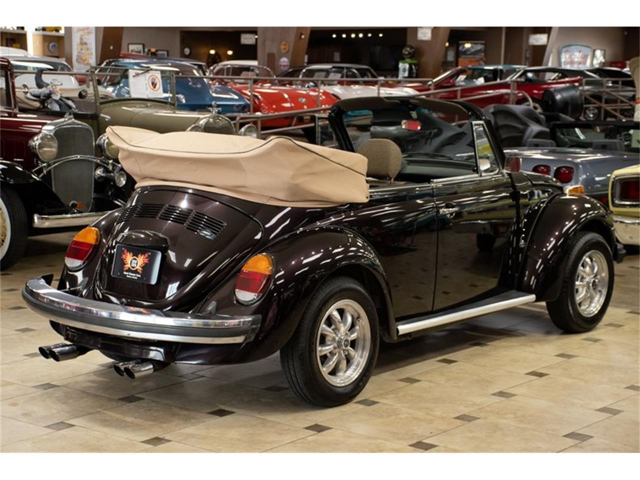 1977 Volkswagen Super Beetle (CC-1361626) for sale in Venice, Florida