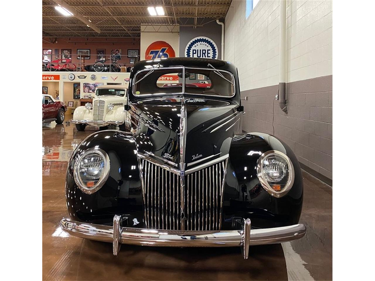 1939 Ford 5-Window Coupe (CC-1361632) for sale in Troy, Michigan