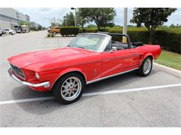 1968 Ford Mustang (CC-1361635) for sale in Sarasota, Florida