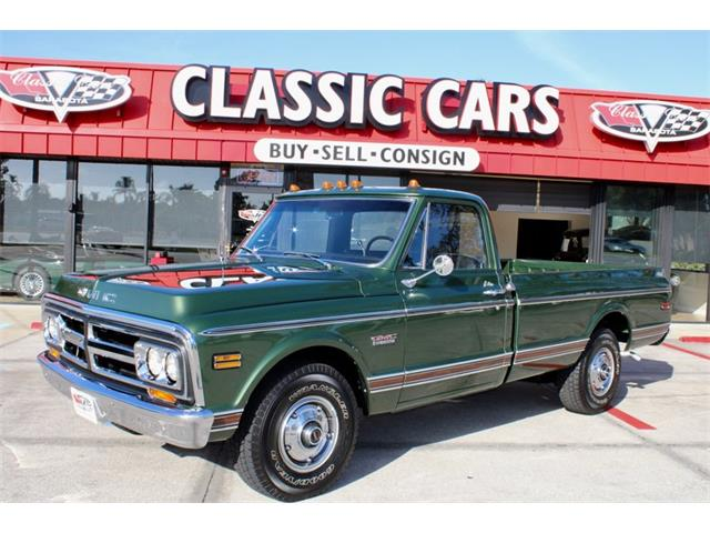 1969 GMC 1/2 Ton Pickup (CC-1361636) for sale in Sarasota, Florida