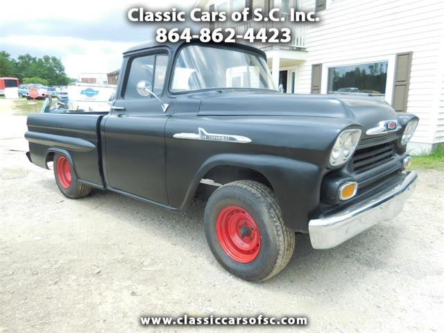 1958 Chevrolet 3100 (CC-1361637) for sale in Gray Court, South Carolina