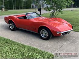 1968 Chevrolet Corvette (CC-1361641) for sale in Sarasota, Florida