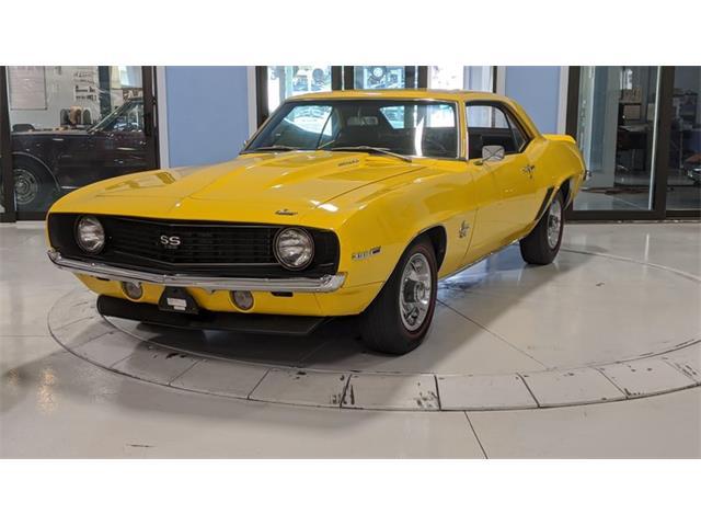 1969 Chevrolet Camaro (CC-1361645) for sale in Palmetto, Florida