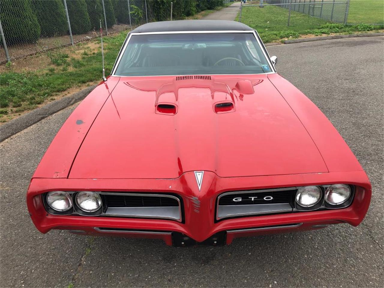 1968 Pontiac GTO (CC-1361656) for sale in Milford City, Connecticut
