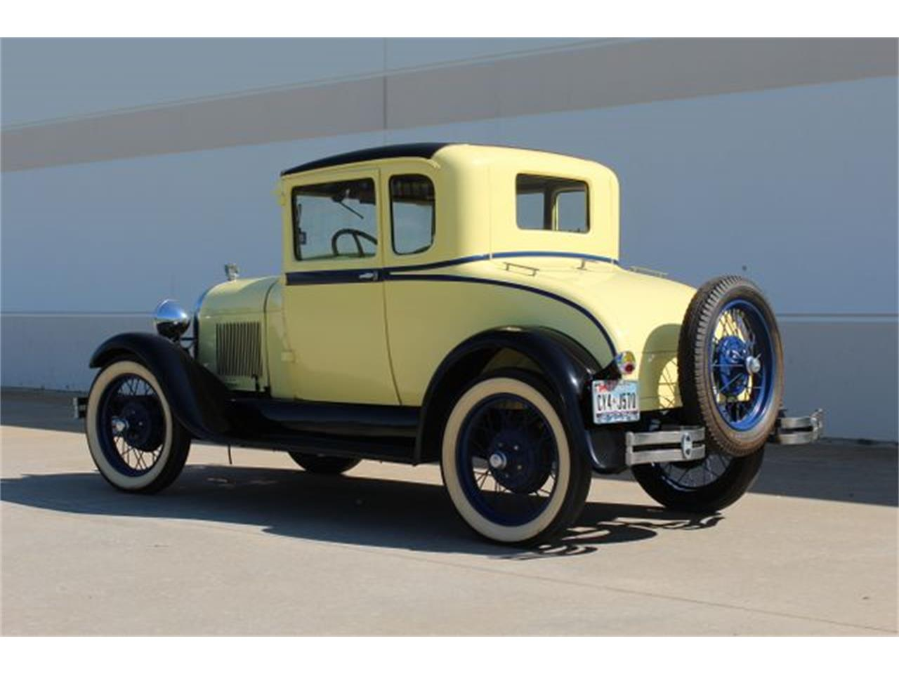 1929 Ford Automobile (CC-1361661) for sale in Houston, Texas