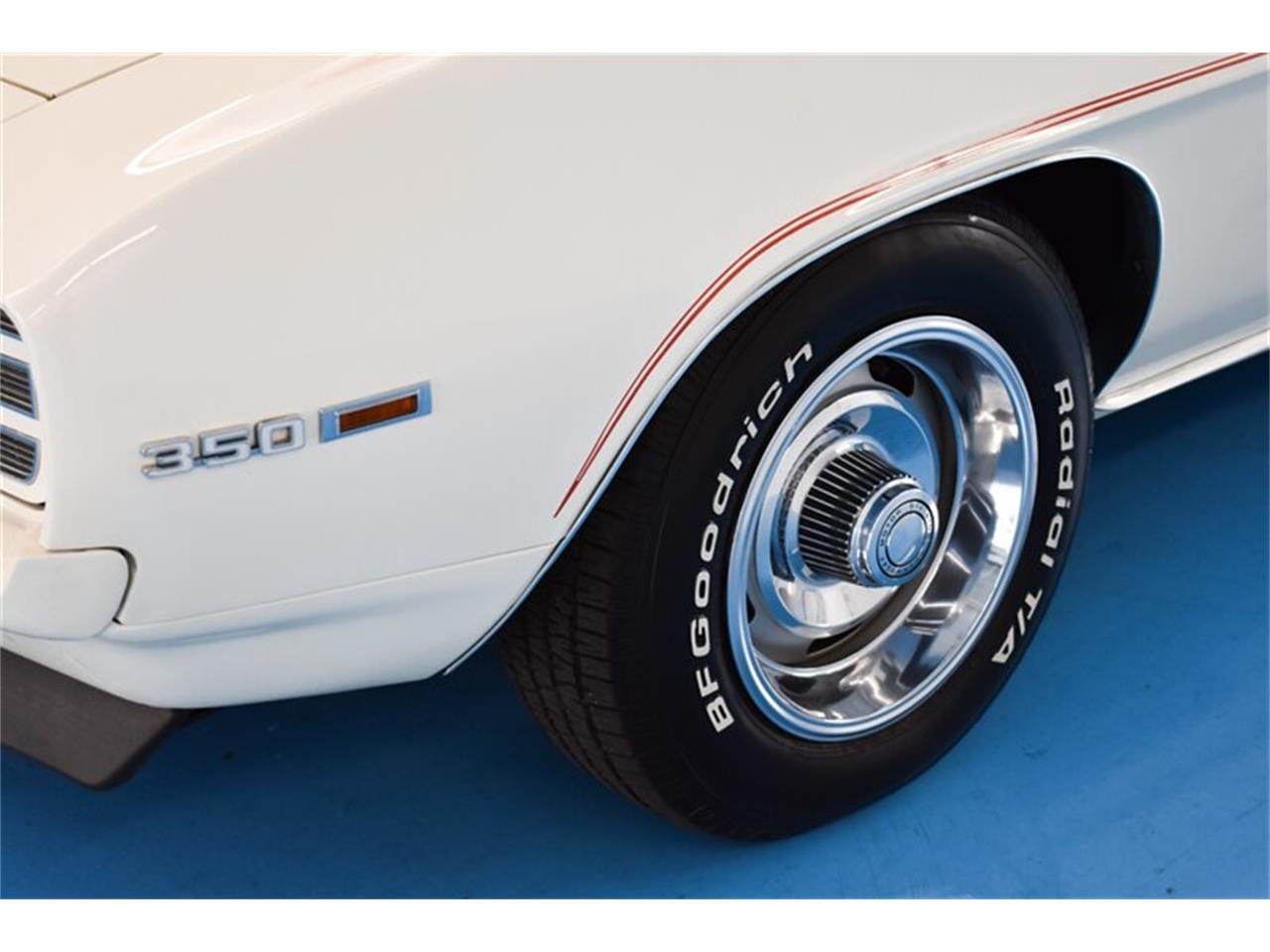 1969 Chevrolet Camaro SS (CC-1361672) for sale in Springfield, Ohio