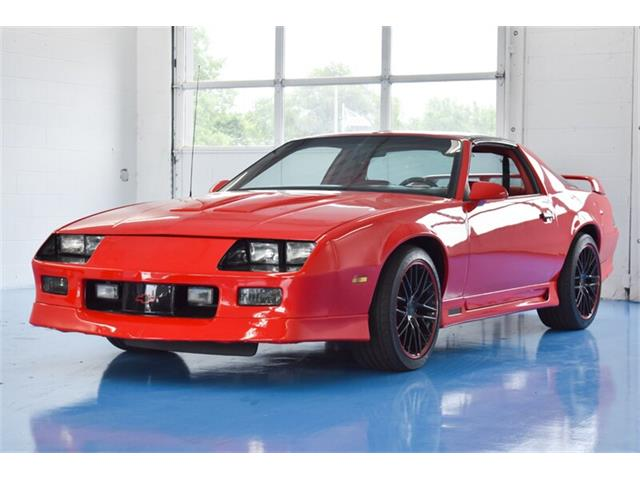 1991 Chevrolet Camaro Z28 (CC-1361674) for sale in Springfield, Ohio
