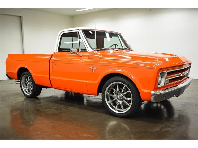 1967 Chevrolet C10 (CC-1361678) for sale in Sherman, Texas