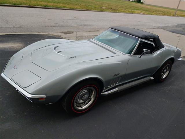 1969 Chevrolet Corvette (CC-1361685) for sale in N. Kansas City, Missouri