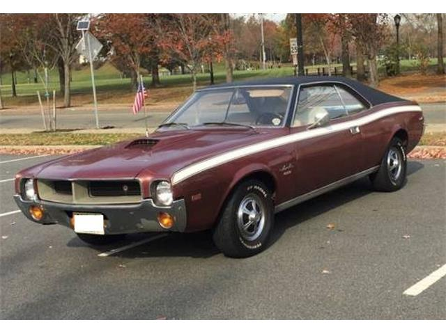 1968 AMC Javelin (CC-1361690) for sale in Lake Hiawatha, New Jersey