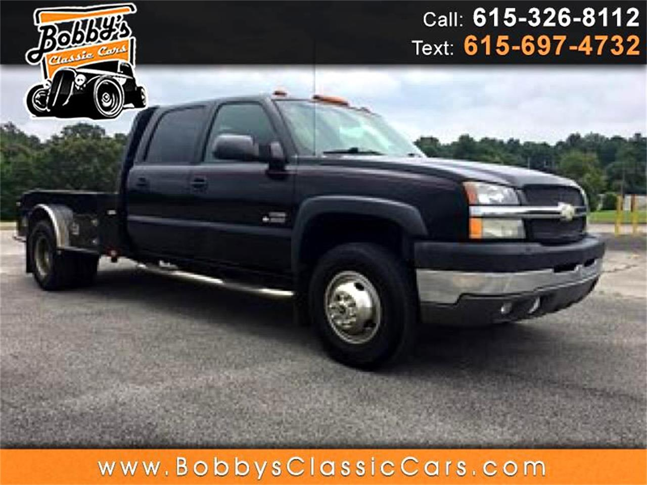 2004 Chevrolet Silverado (CC-1361708) for sale in Dickson, Tennessee