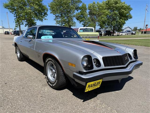 1977 Chevrolet Camaro (CC-1361714) for sale in Webster, South Dakota