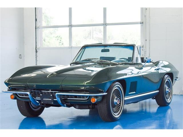 1967 Chevrolet Corvette (CC-1360173) for sale in Springfield, Ohio