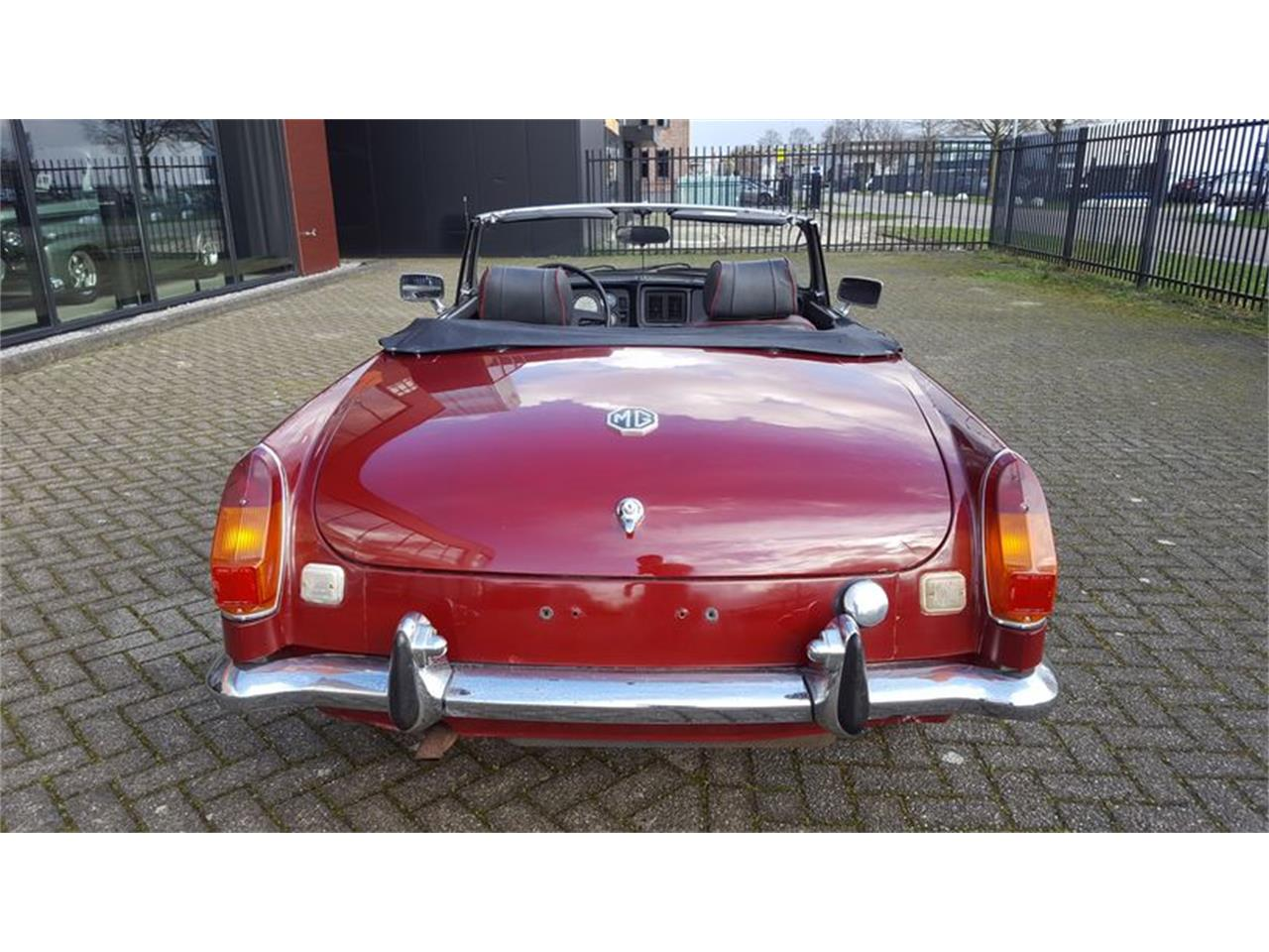 1978 MG MGB (CC-1361730) for sale in Waalwijk, Noord-Brabant