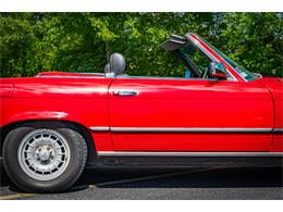 1985 Mercedes-Benz 380SL (CC-1361733) for sale in O'Fallon, Illinois