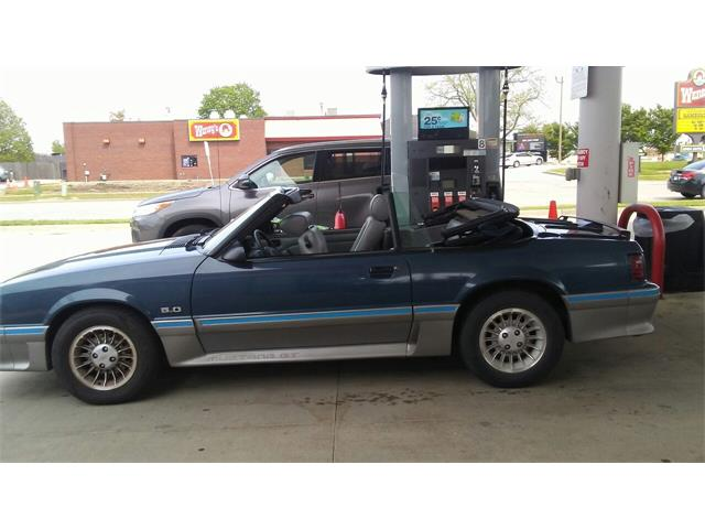 1987 Ford GT (CC-1361739) for sale in Bloomington, Illinois
