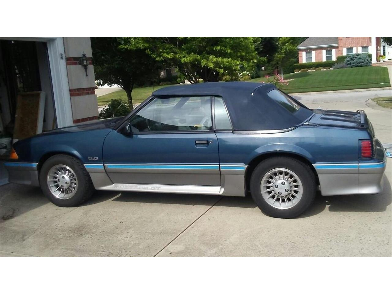 1987 Ford Mustang GT (CC-1361739) for sale in Bloomington, Illinois